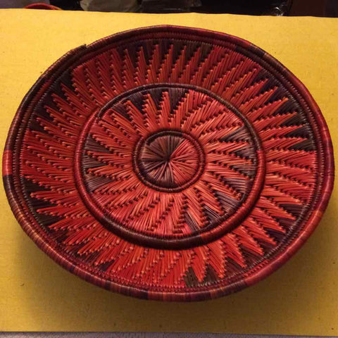 Sikki Grass Wedding Tray