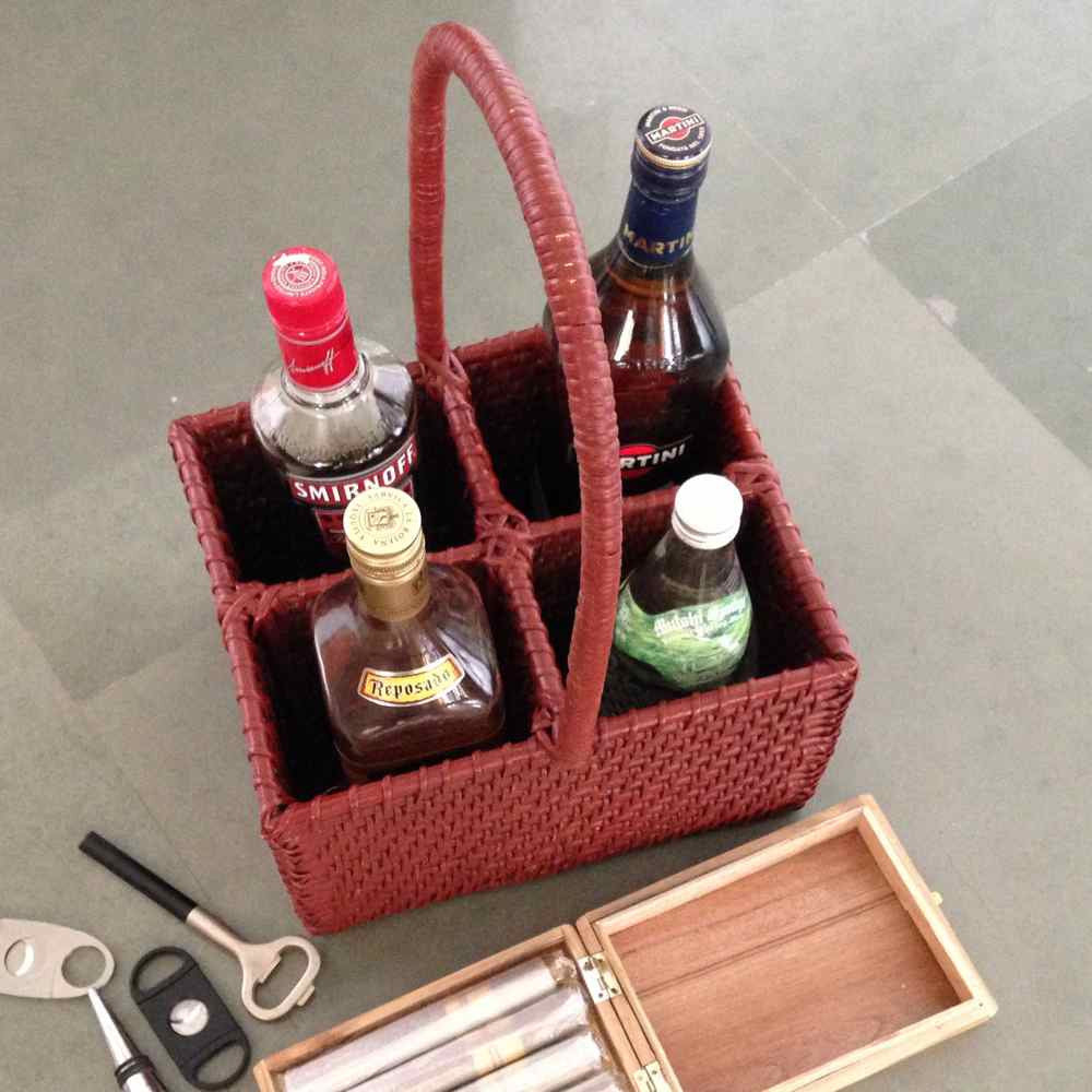 4 in 1 Bottle Holder Square