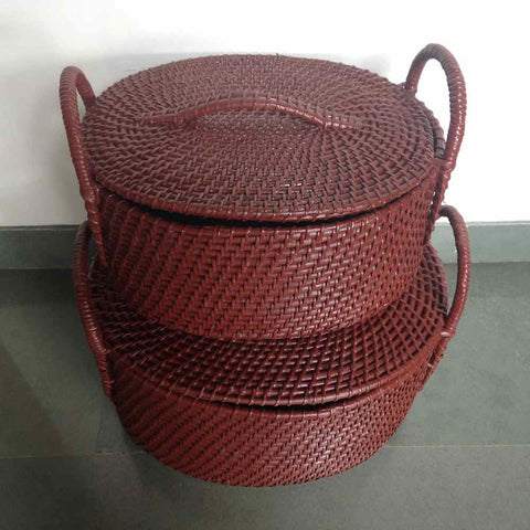 Oval Storage Box Small