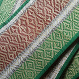 Green Madurkathi- Beach Exercise Mat