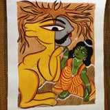 Mythology of Krishna -w/frame