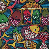 Fish Marriage Pattachitra