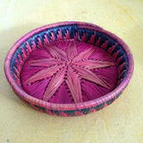 Catch All Sikki Basket Multicolored