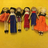 MIMI Tribal Handmade Fashion Doll