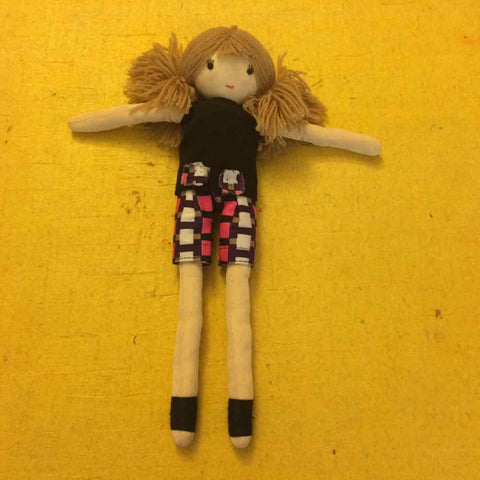 ENINO Handcrafted Fashion Doll