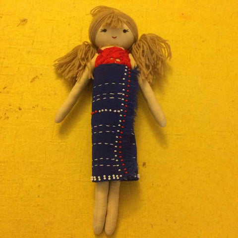 AO Tribal Handmade Fashion Doll