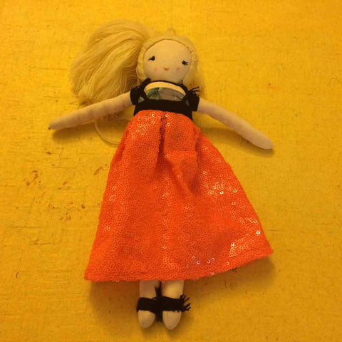 ARI Tribal Handmade Fashion Doll