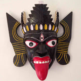 Tribal Kali Mask