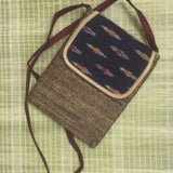 Banana Fibre D3 CROSS BODY Bag