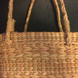 Handcrafted Mini Conical Tote Bag Size 2