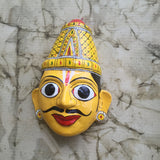 Matsya (Fish) Avatar of Vishnu Cherial Mask