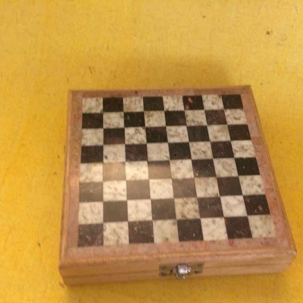 Lucknowi Chess Set - UP