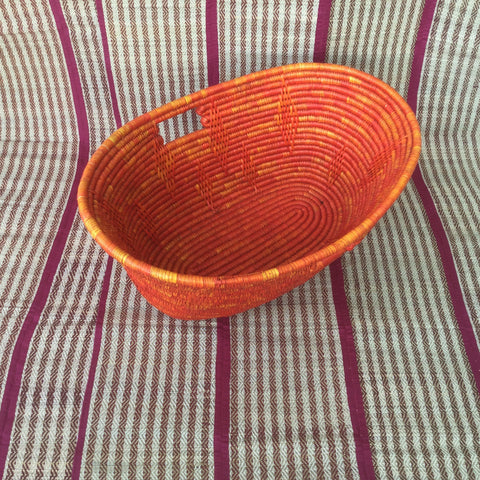 Sikki Grass Laundry Basket- Small