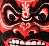 Demon Chhau Mask - For Painting