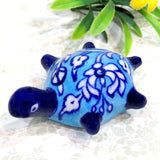 Turtle PaperWeight Light Blue