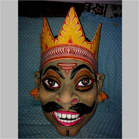 Raja Mask- Grey