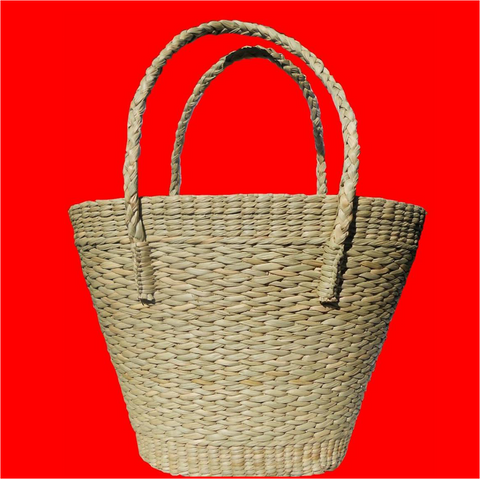 Small Conical Tote Bag