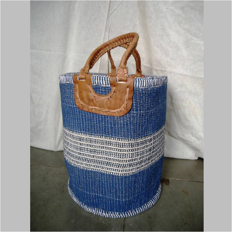 Jute Laundry basket (Medium)