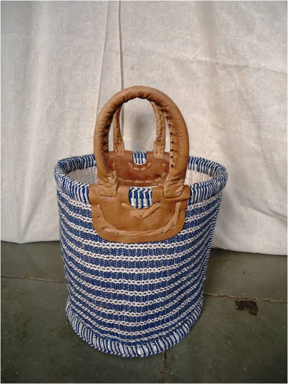Jute Laundry basket (Small)