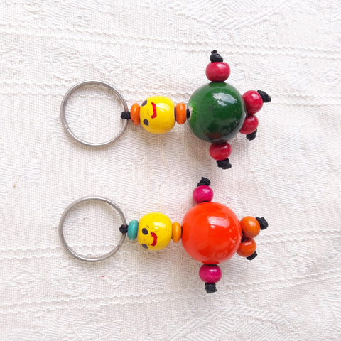 Key Chain Beetle :: Set of 2