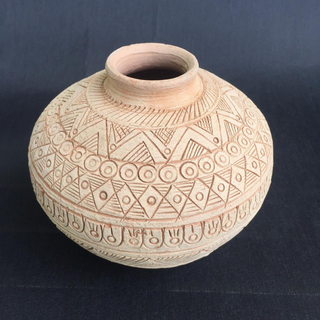 Khavda Decorative Pot