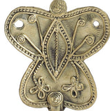 Dhokra Butterfly Hook
