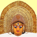 Durga Chhau Mask - For Painting
