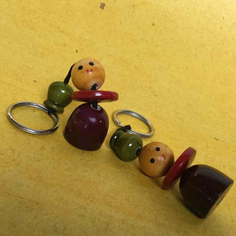 Baby Key Chain :: Set of 5