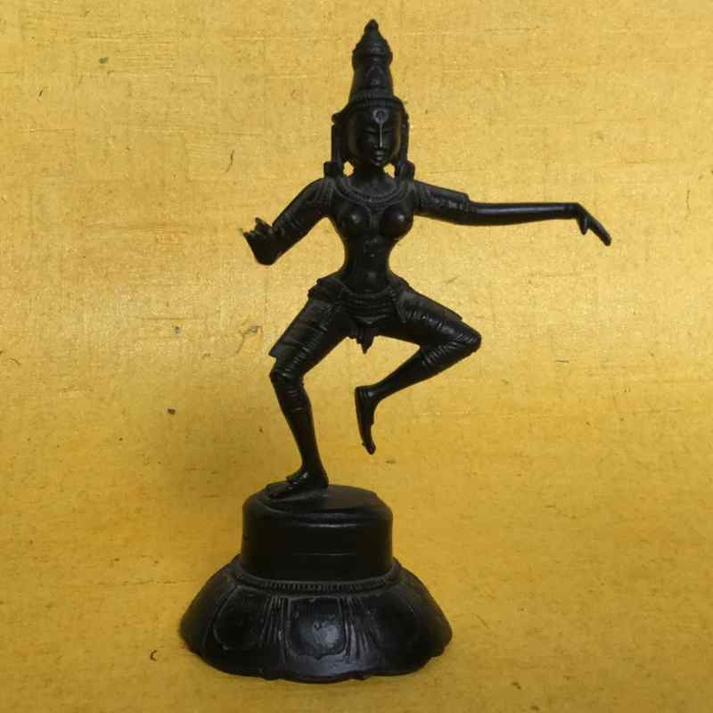 Dancing Parvati - Black