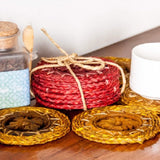 Sabai & Wood coasters