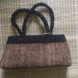 Banana Fibre Evening Bag Small