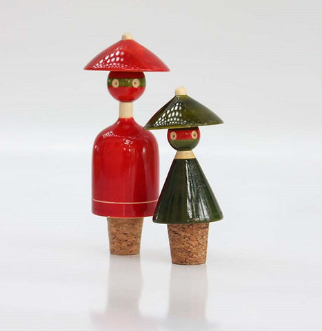 THE MADHATTERS Bottle Stopper Sets