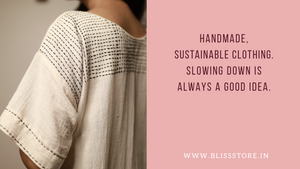 Why do you need to be part of sustainable fashion?