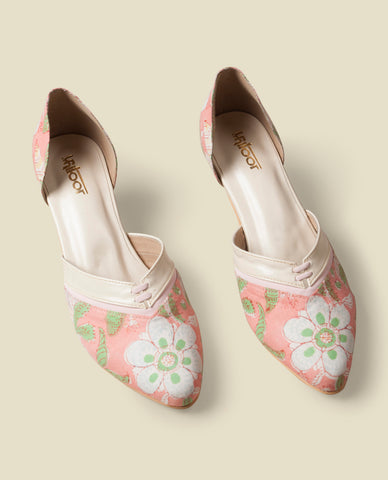 Lithe Floral Pumps