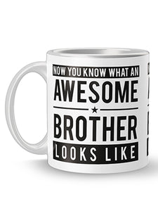 Awesome Brother Mug
