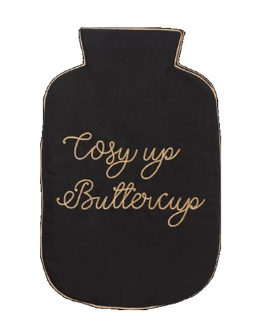 Cosy Up Buttercup Hot Water Bag Cover