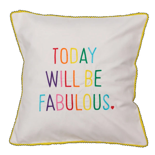 Fabulous Day Cushion Cover