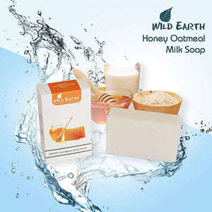 Honey Oatmeal Milk Soap