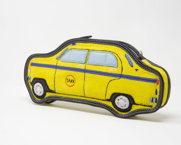 The Taxi-Shaped Bag