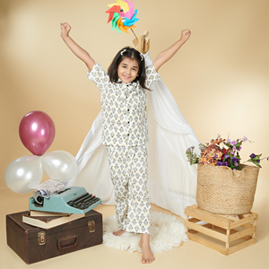 Jungle Friends 2 piece Nightwear Set