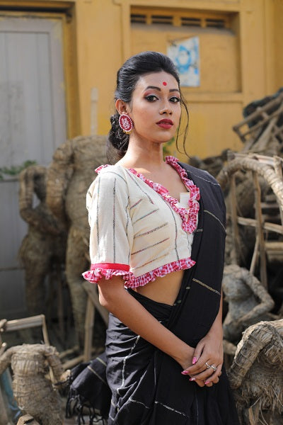 Bengali traditional blouse