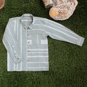 Lawn Striped Shirt