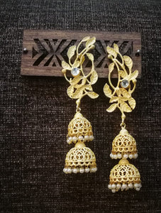 Matt Golden Jhumka
