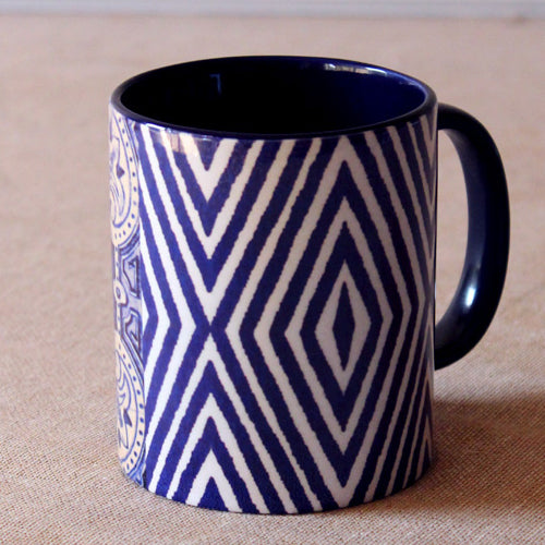 Moorish Chevron Mug