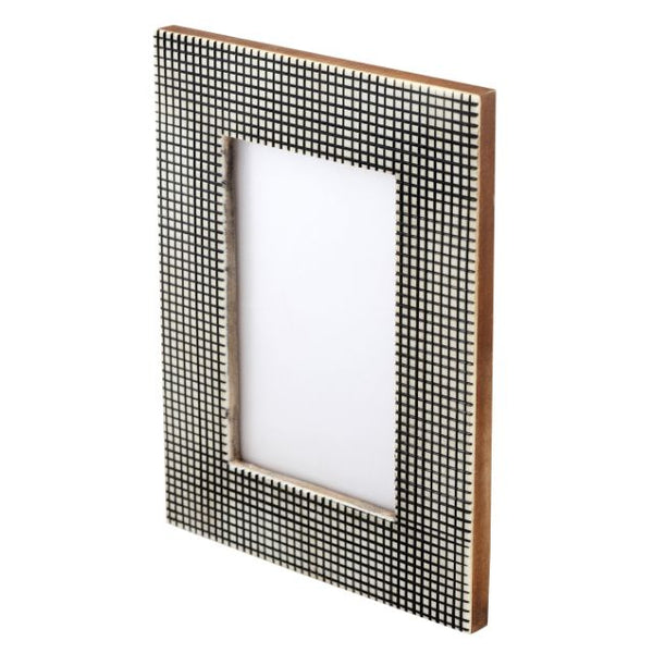 Photo Frame BW Resin Checks