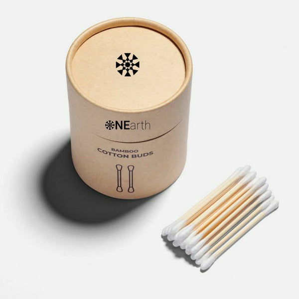 Bamboo Ear buds - Pack of 80