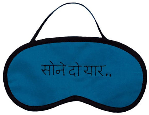 Sone Do Yaar Eye Mask