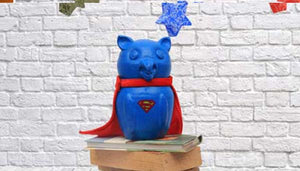 SUPEROWL:Money Bank