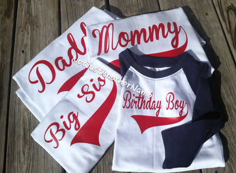 Birthday Boy Shirts