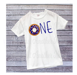 Donut Birthday Shirt, First Birthday Shirt, 1st Birthday Shirt, Donut Birthday, Donut Party, Birthday Boy, Birthday Boy Shirt